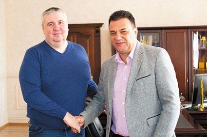 Про фестиваль чеської культури-2019 поговорили Михайло Рівіс  та Павел Мусіл у ході зустрічі