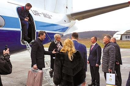 Аеропорт «Ужгород» знову має регулярне авіасполучення зі столицею