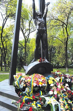 Подвиг ліквідаторів Чорнобильської катастрофи вшанували