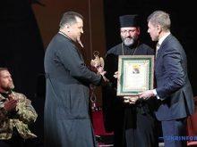 ВІЙСЬКОВИЙ КАПЕЛАН ІЗ ЗАКАРПАТТЯ – один із лауреатів міжнародної відзнаки