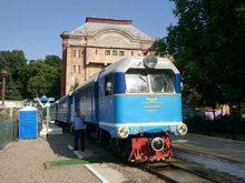 Дитяча залізниця відкриє літній сезон-2019