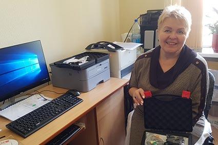 Кардіодиспансер отримав нову систему холтерівського моніторування