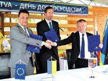 Дні добросусідства: прикордонні регіони України й Словаччини продовжили дію Меморандуму про співпрацю