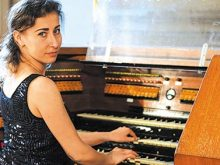 Музику Бетховена на органі представить Ольга Чундак