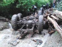 Внаслідок селевого потоку загинули п'ятеро краян. У четвер на Закарпатті оголосили День жалоби