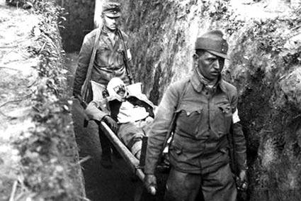 ДРАМА ПІД ЯЗЛОВЦЕМ І НОВОСІЛКОЮ під час Першої світової
