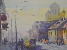 ЦІКАВА «ІМПРЕСІЯ» Василя Когутича