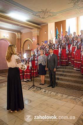 День Конституції Словаччини святкували й на Закарпатті