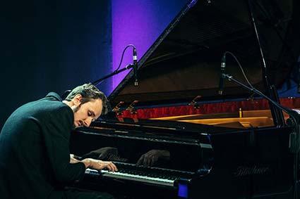 Піаніст Єгор Грушин задоволений концертом в Ужгороді
