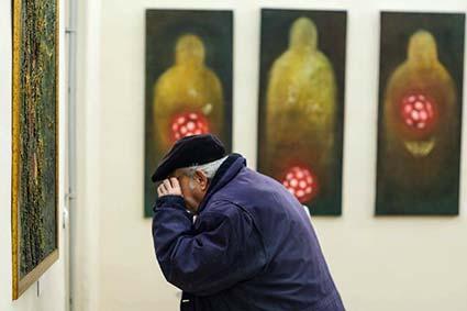 «Зимовий вернісаж-2016» презентували в художньому музеї