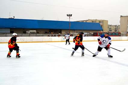 Хокейний сезон