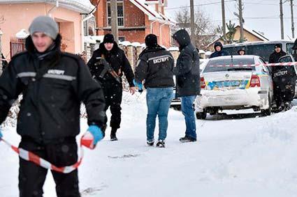 Геннадій Москаль: «Правоохоронці  в Княжичах загинули