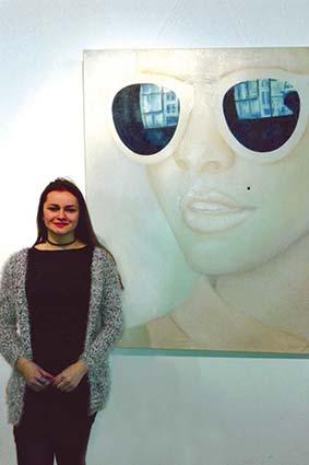 «Зима» в інтерпретації молодих художників