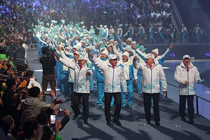В Алмати стартувала 28-ма зимова універсіада