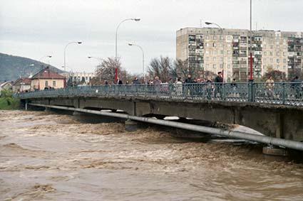 Нову паводкову хвилю очікуємо 6 березня