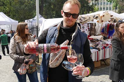 «Сакурові вина» на першому фесті