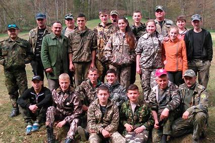 Майже десять тисяч нових дерев  висадили в лісах Свалявщини