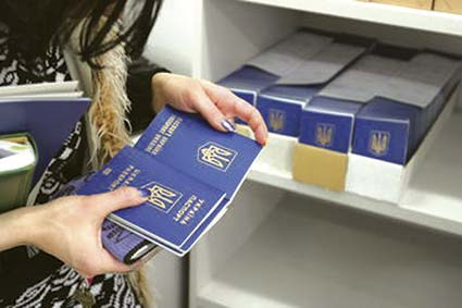 Ажіотаж на біометрику із початку року видали 44 тисячі таких паспортів