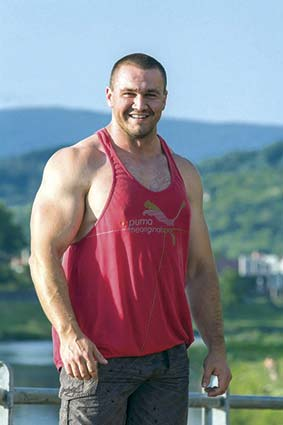 Мукачівський атлет став чемпіоном