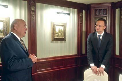Геннадій Москаль: «Угорщина й далі допомагатиме