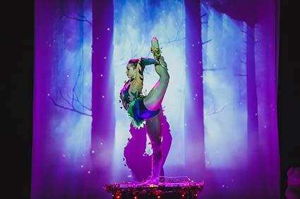 «Wow Show Fest» відбувся в ужгородському Падіюні
